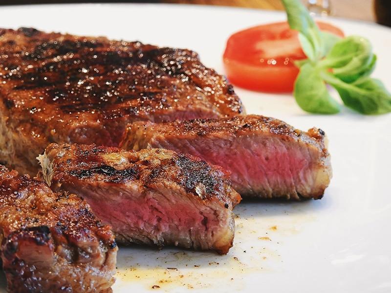 Menu Item Steak